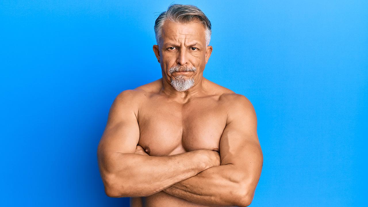 daddy gay test hombre maduro