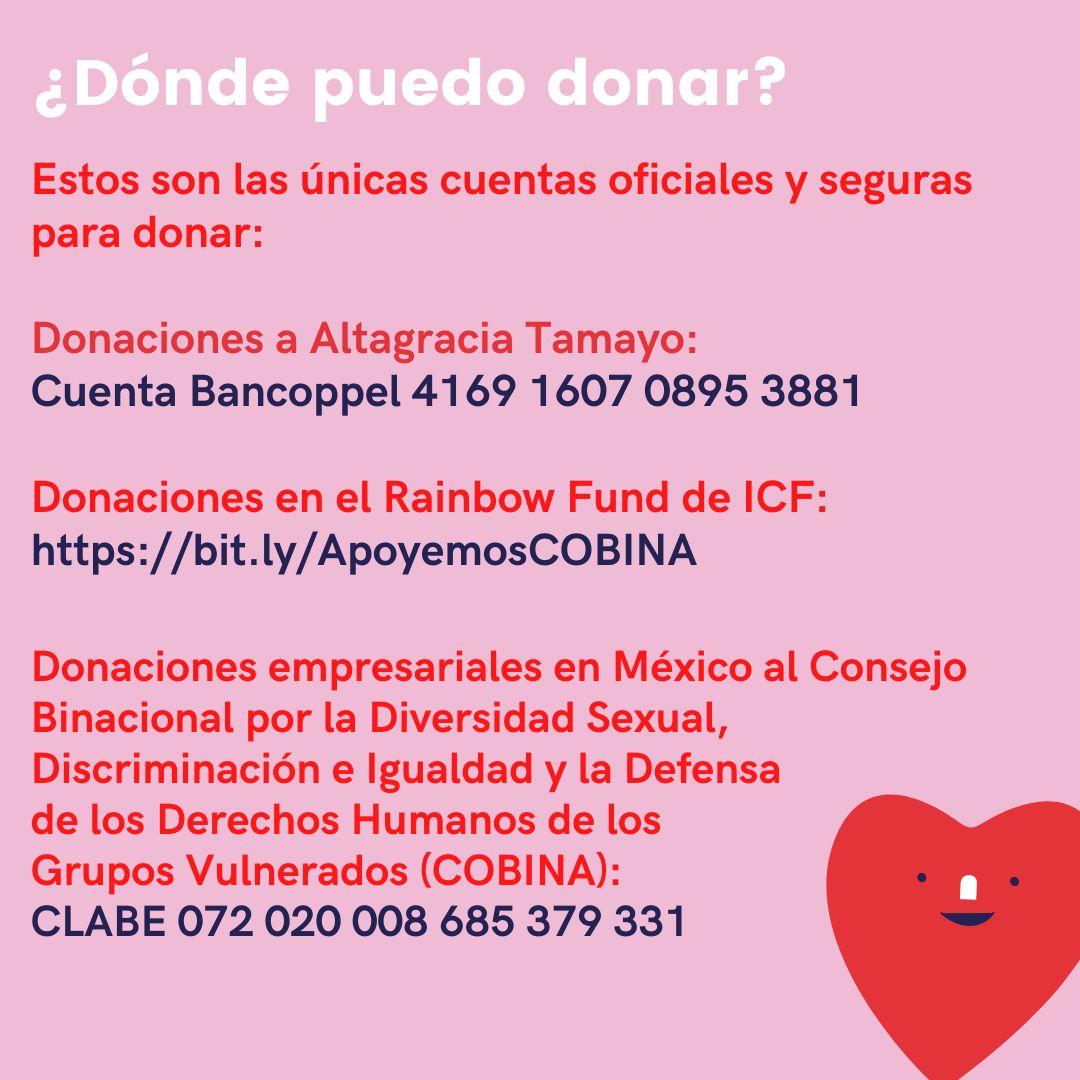 donaciones refugio del migrante mexicali