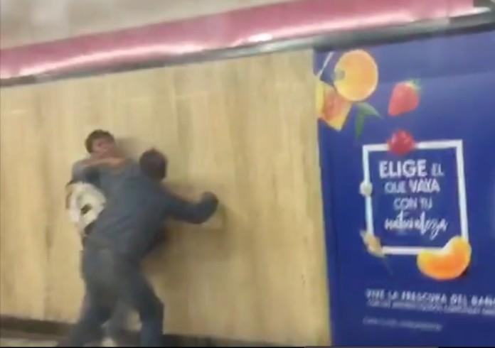 Casos de homofobia en el Metro capitalino