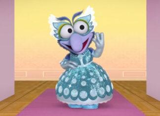princesa Gonzorella Muppet Babies