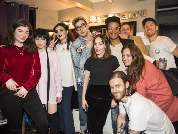 lorde the ally coalition lgbt 2018