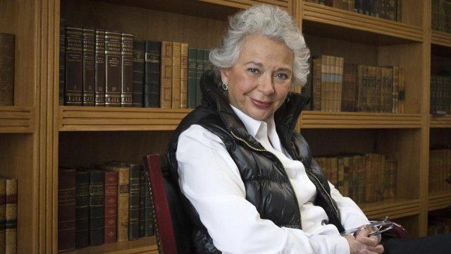 olga sánchez cordero forbes secretaria de gobernación mujeres diversidad