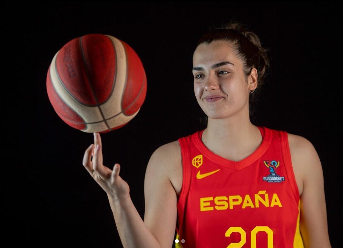 paula baloncesto españa