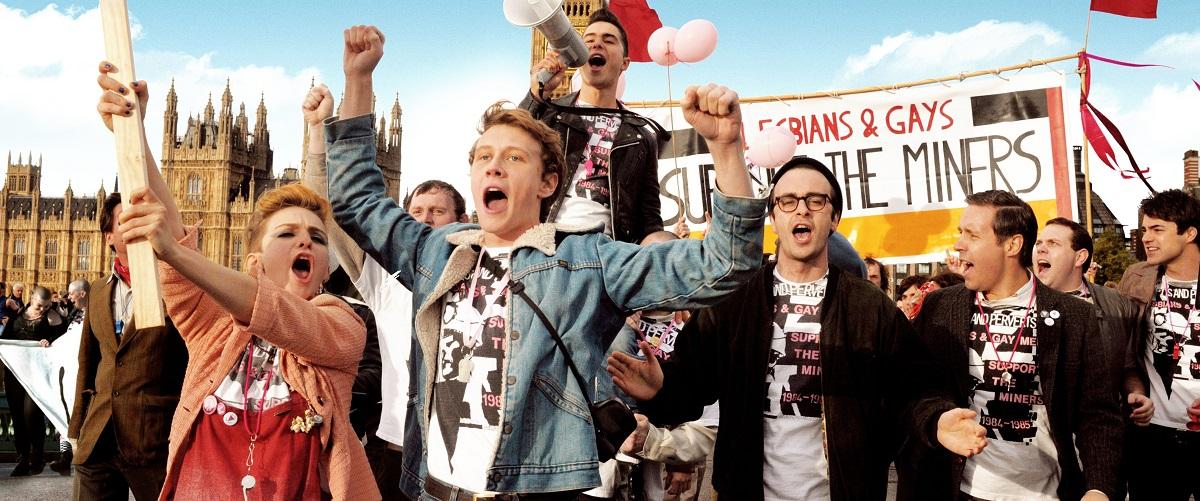 Pride películas lGBT+ no drama felices