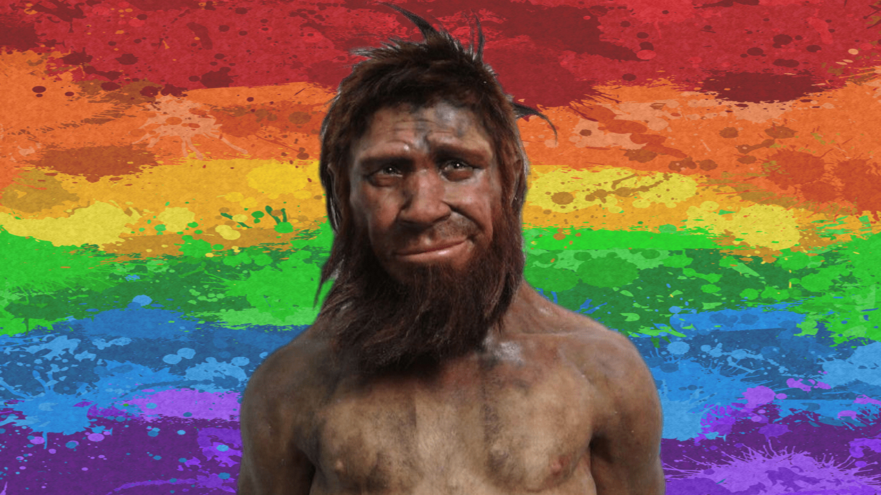 cavernícola gay