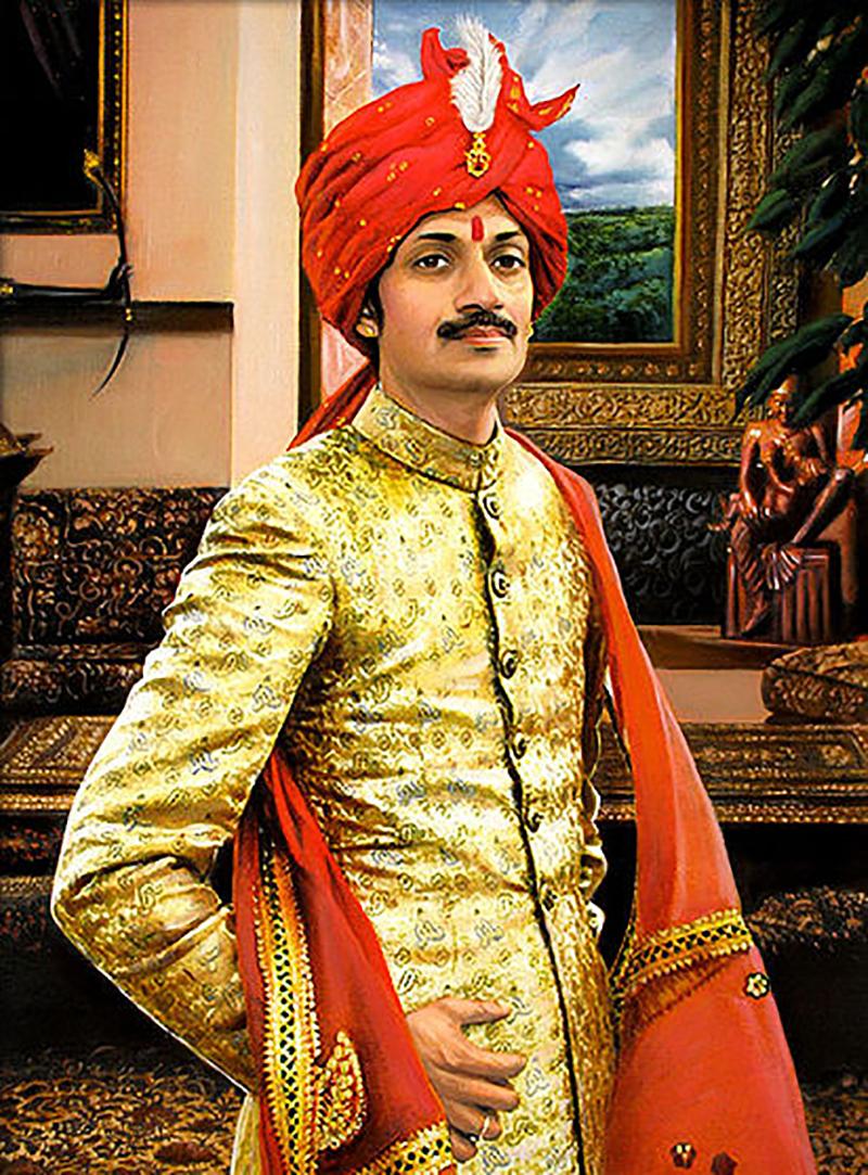 príncipes gay Manvendra Singh Gohil