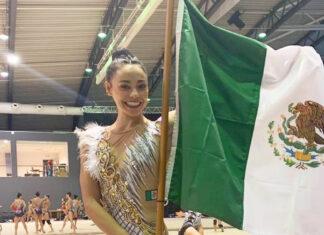 rut castillo gimnasta rítmica México Juegos Olímpicos tokio 2020