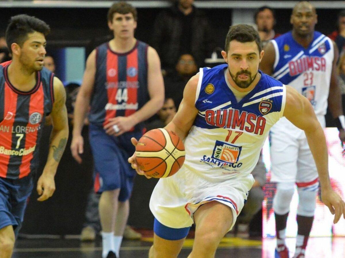 basquetbolistas gay Sebastián Vega