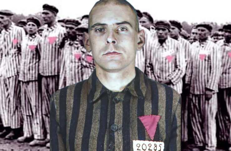 víctimas LGBT+ Holocausto