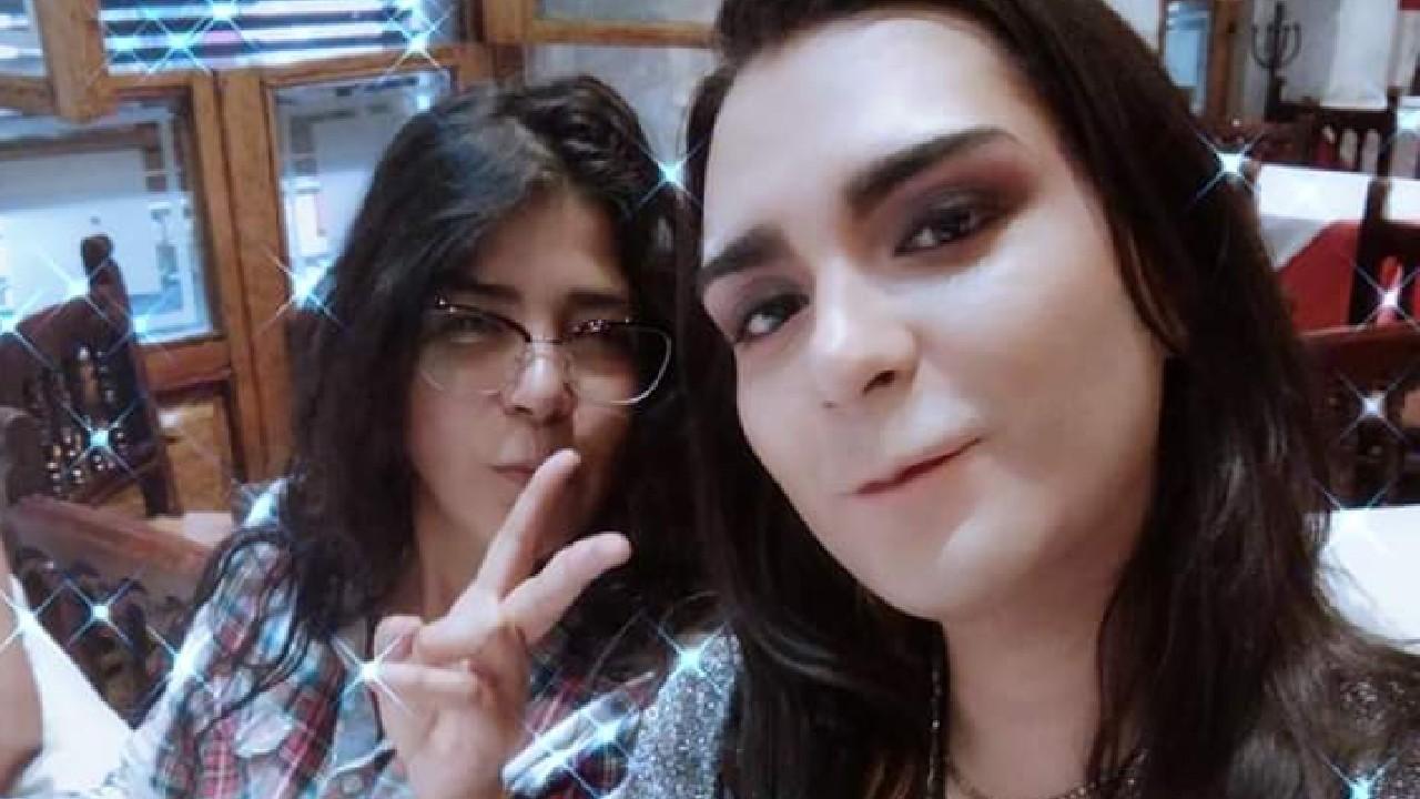 Frida Guerrera tiene una hija trans