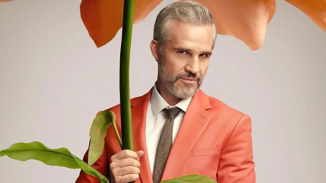 Juan Pablo Medina actor de la casa de las Flores