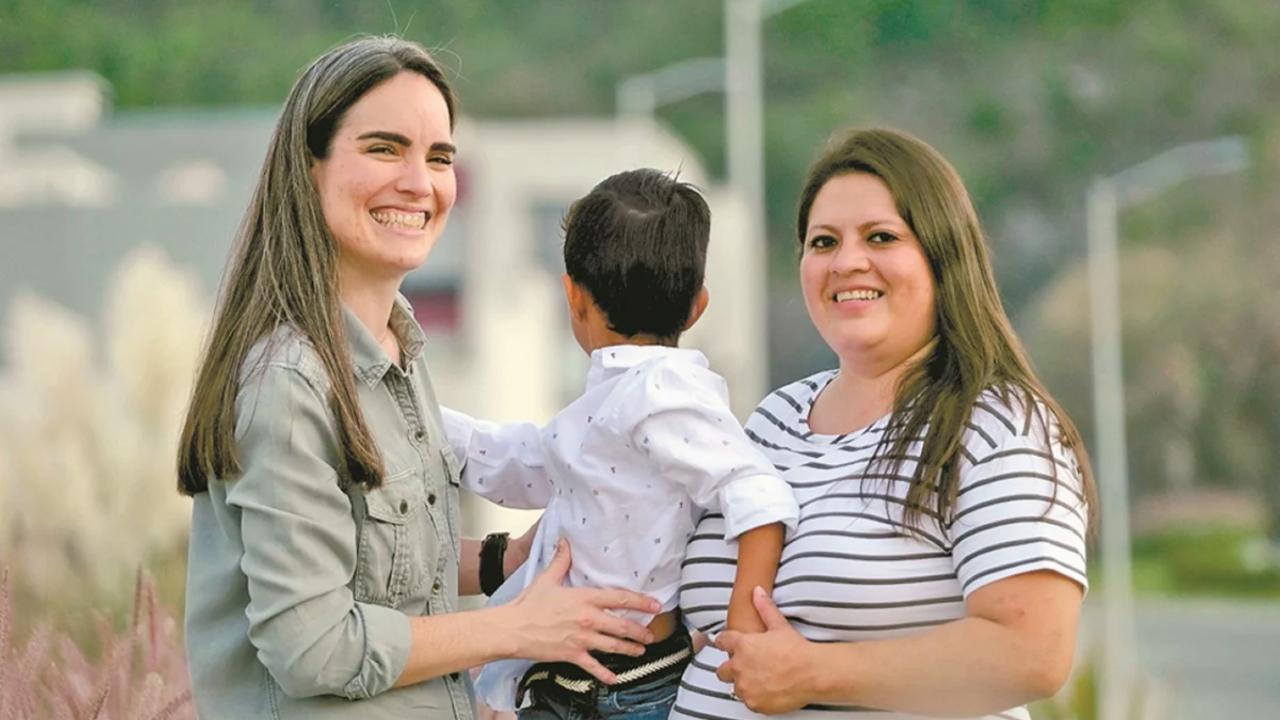 Palmira Gabriela pareja lésbica adopción lesbomaternal Jalisco julio 2021