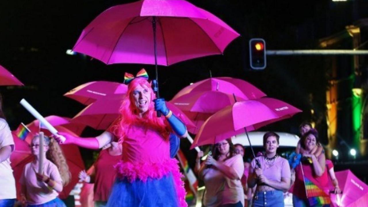 paraguas bisexualidad bisexual umbrella