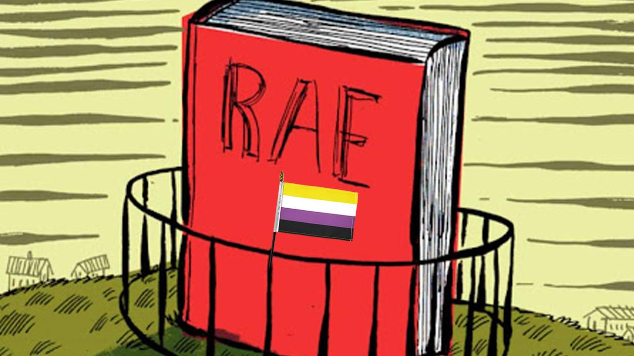 RAE pronombres no binarios lenguaje inclusivo