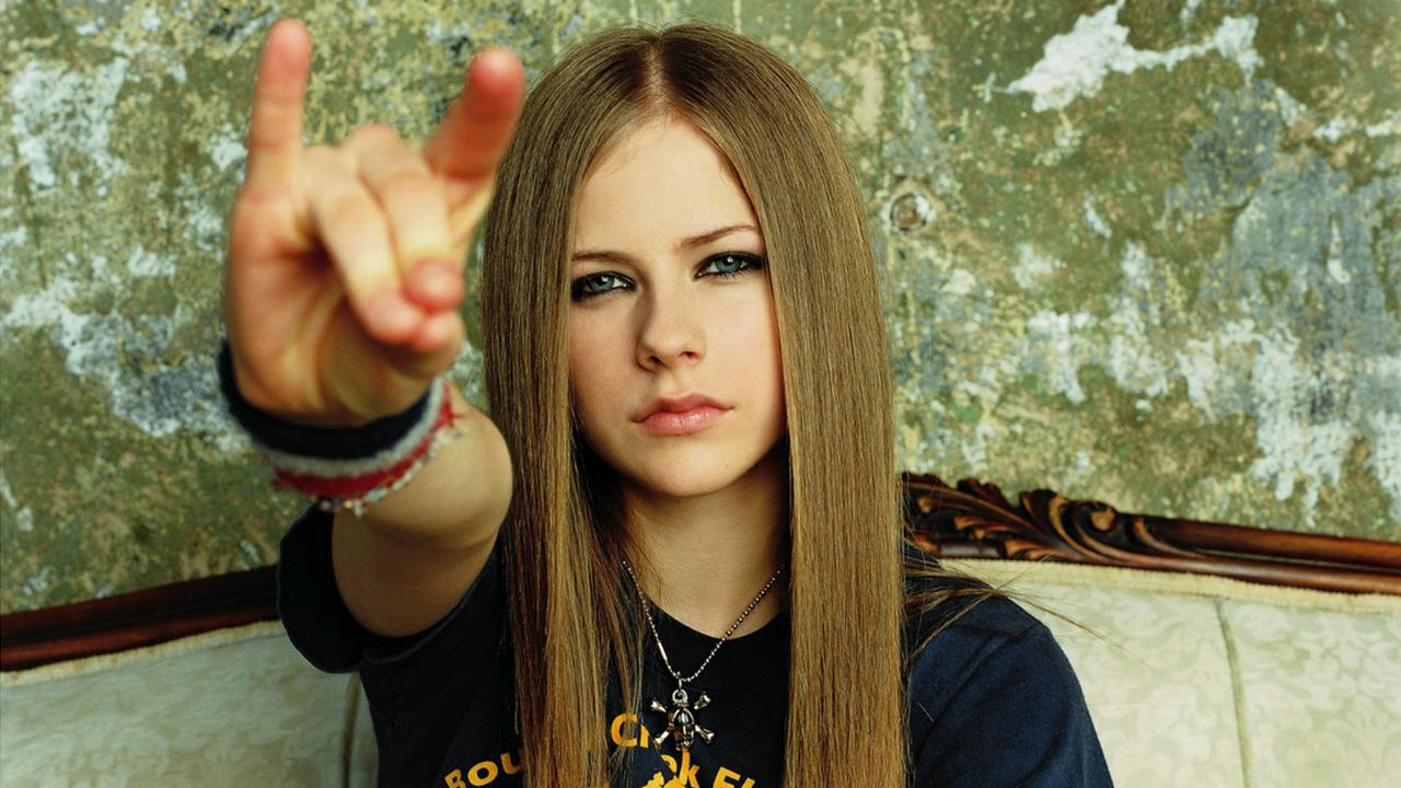 Avril Lavigne lesbiana