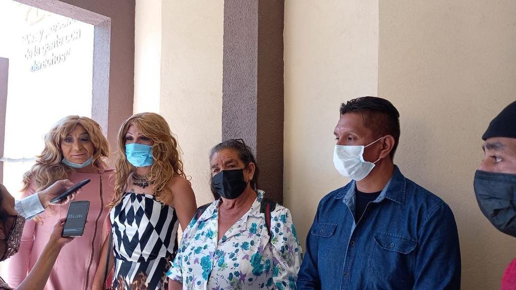 Juan Ramón Acuña policía gay despedido en Ramos Arizpe Coahuila