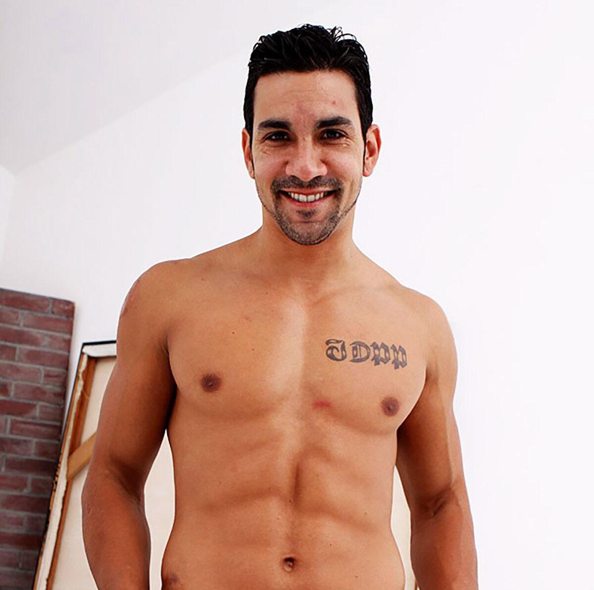 actores tv porno gay Sandro Padrone
