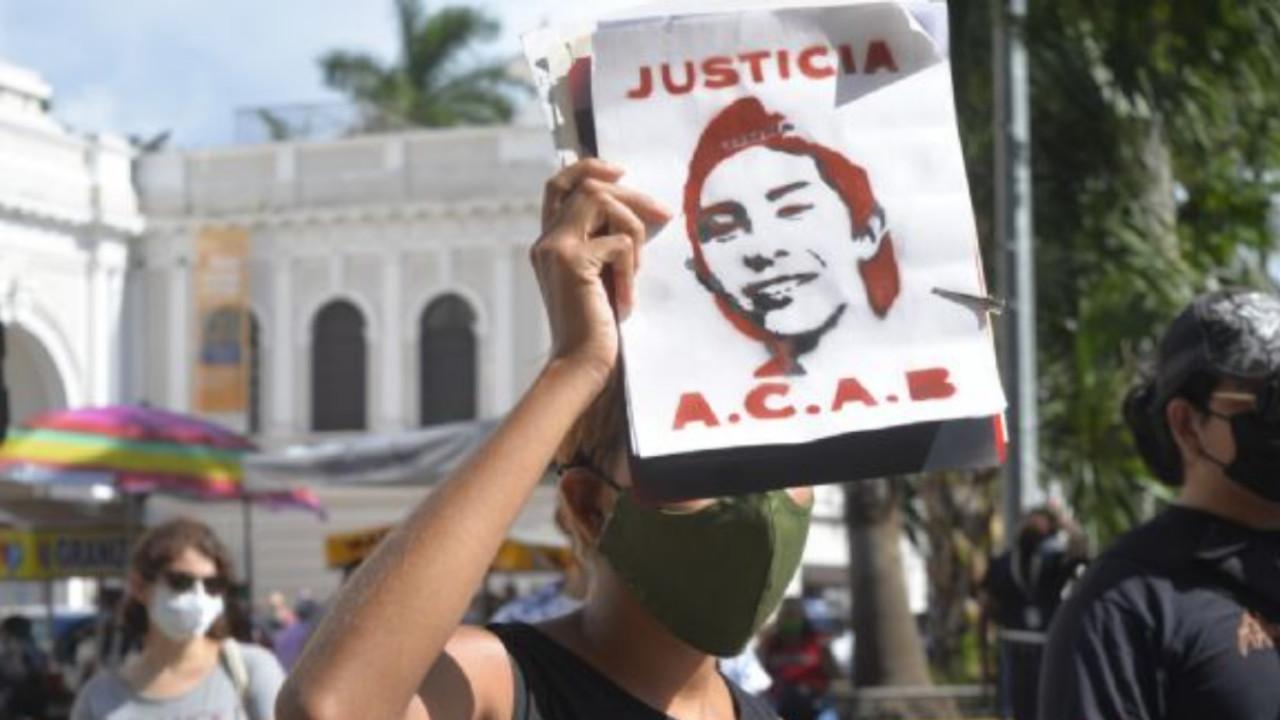 video policías josé eduardo ravelo mérida renán barrera protesta