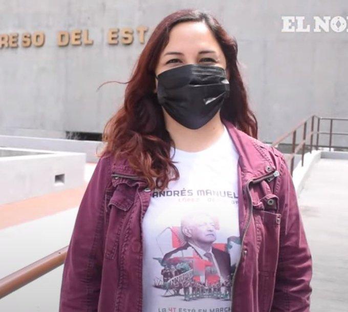 Diputada bisexual de Nuevo León