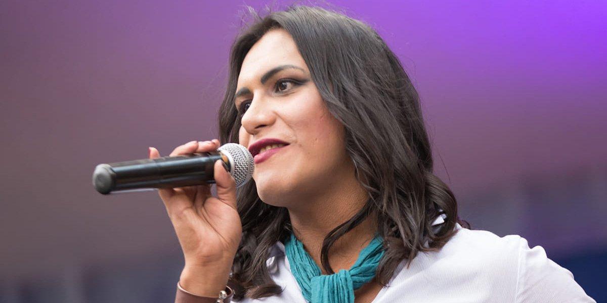 María Clemente García Moreno mujer trans