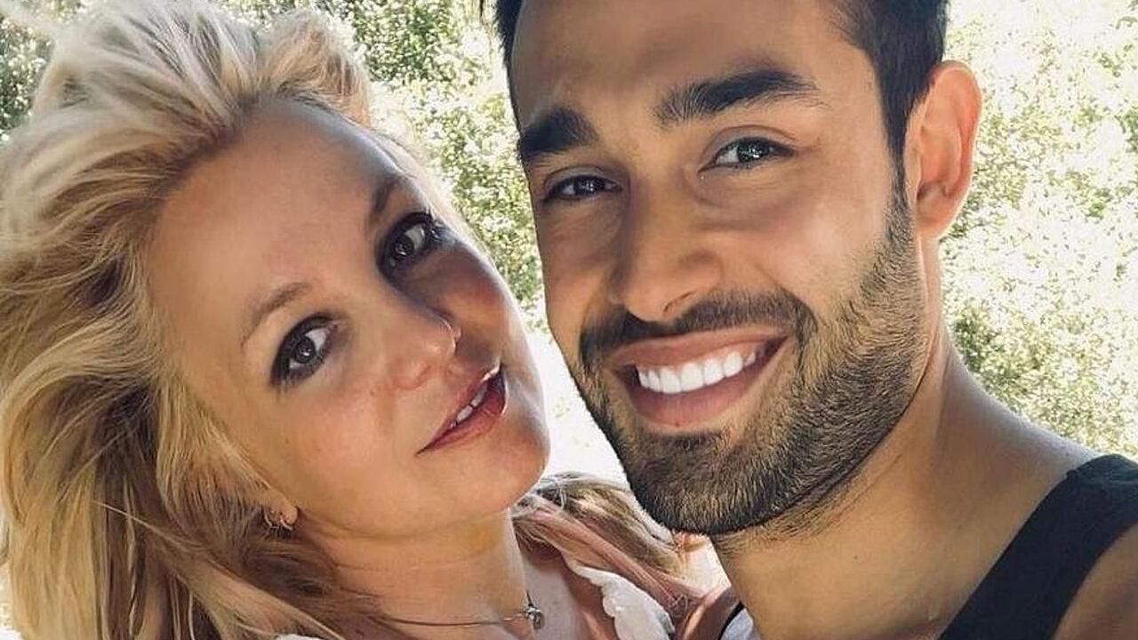 Britney Spears compromiso novio Sam Asghari