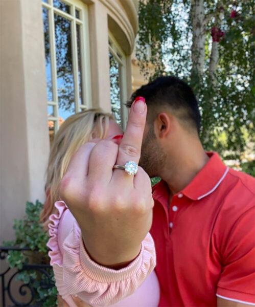 Britney Sam Asghari