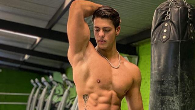 Daniel Padilla Wapayasos gym