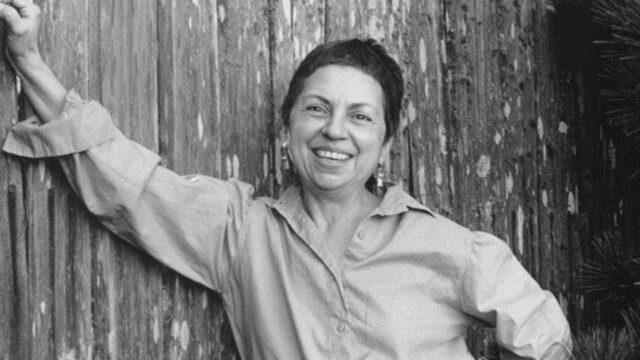 Gloria Anzaldúa lesbiana poeta activista