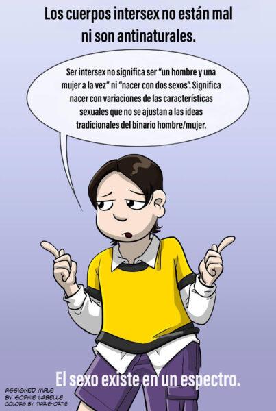 intersexualidad intersexfobia interfobia