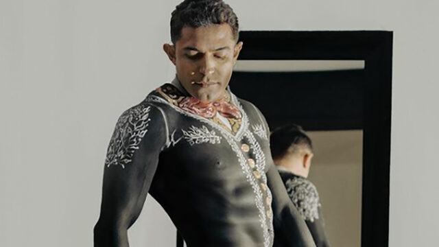 jesús gama jr mariachi gama onlyfans body paint charro