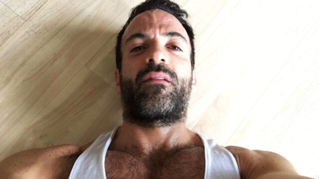 Pablo Perroni fue hospitalizado y sometido a una operación por una hernia