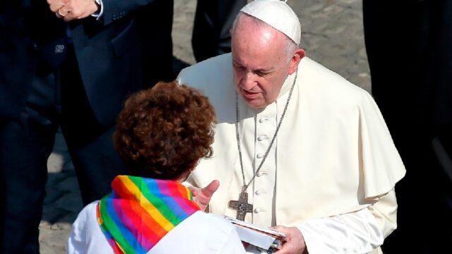 Papa Francisco habla sobre diversidad sexual e ideología de género