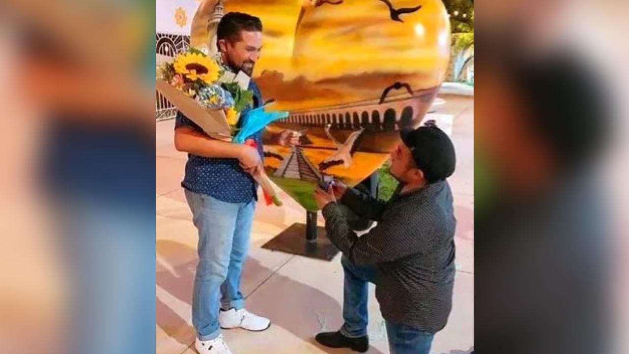 pareja activistas gay yucatan progreso compromiso
