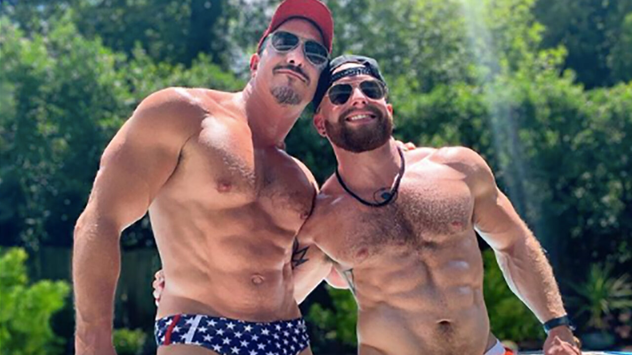 esposos onlyfans matrimonio gay