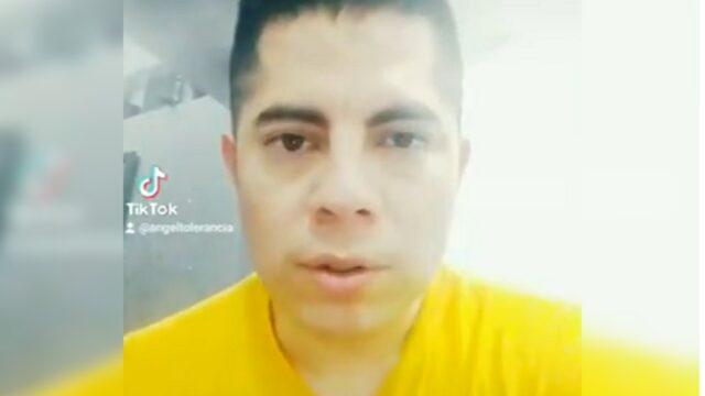 Discriminan a Miguel Ángel trabajador LGBT+ de Edega América Latina