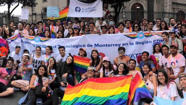 universidades en México discriminación LGBT 2021 Tec de Monterrey